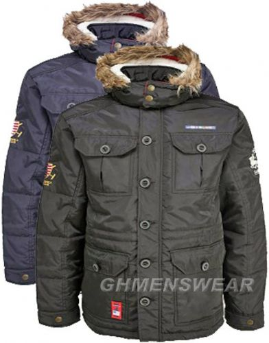 Santa Monica Polo Club Parka Coat